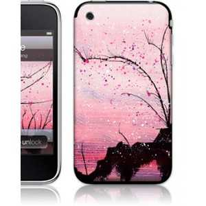 Skin Shore pour iPhone 3G
